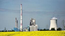 biofuel production plant
